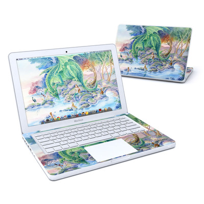 MacBook 13in Skin - Of Air And Sea