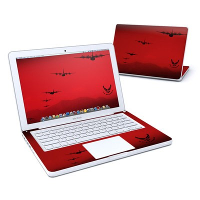 MacBook 13in Skin - Air Traffic