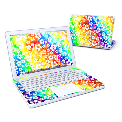 MacBook 13in Skin - Aloha Swirl
