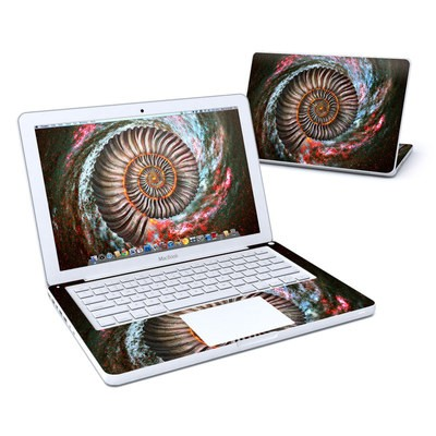 MacBook 13in Skin - Ammonite Galaxy