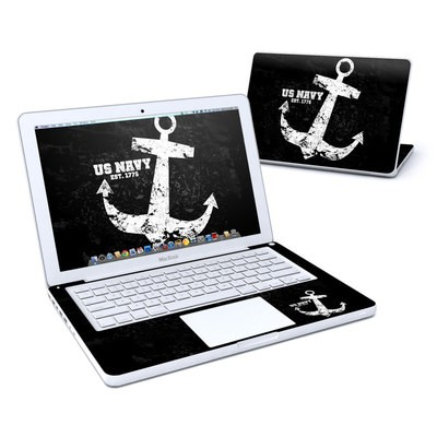 MacBook 13in Skin - Anchor