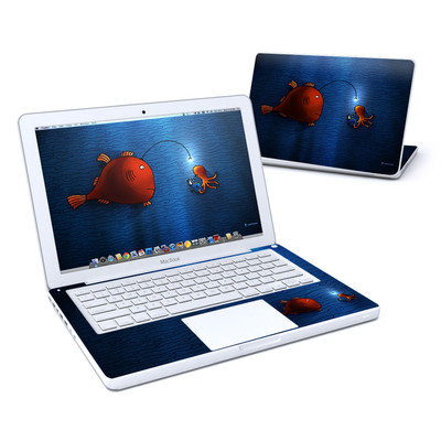 MacBook 13in Skin - Angler Fish