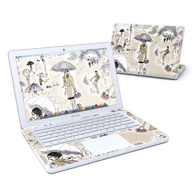 MacBook 13in Skin - Ah Paris