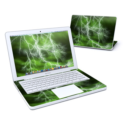 MacBook 13in Skin - Apocalypse Green