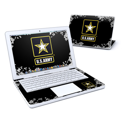 MacBook 13in Skin - Army Pride