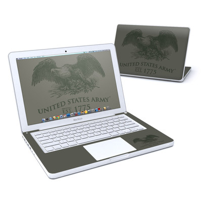 MacBook 13in Skin - Army Crest