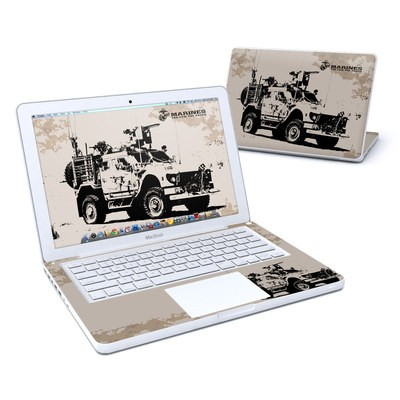 MacBook 13in Skin - Artillery