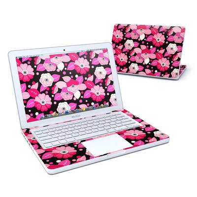 MacBook 13in Skin - Asiana Blossoms