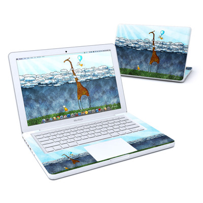 MacBook 13in Skin - Above The Clouds