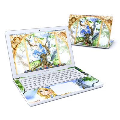 MacBook 13in Skin - Alice's Tea Time