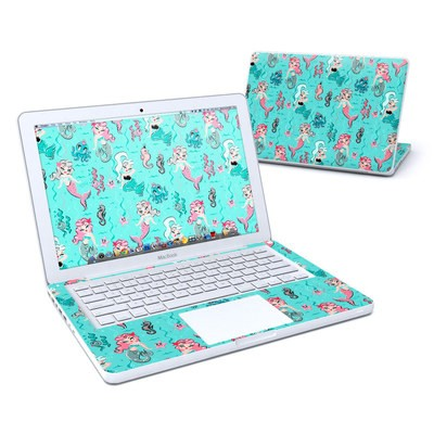 MacBook 13in Skin - Babydoll Mermaids