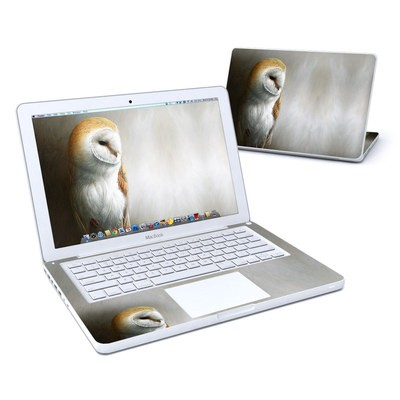 MacBook 13in Skin - Barn Owl
