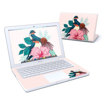 MacBook 13in Skin - Barn Swallows