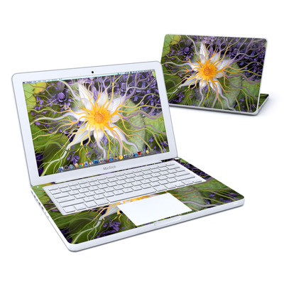 MacBook 13in Skin - Bali Dream Flower