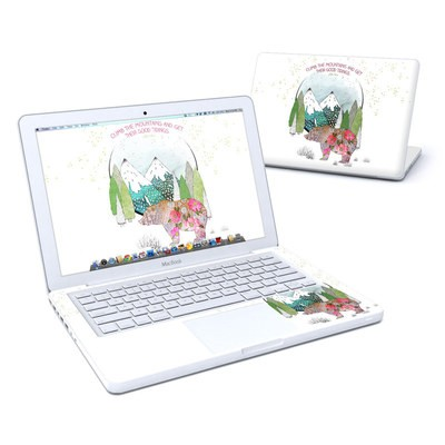 MacBook 13in Skin - Bear Mountain