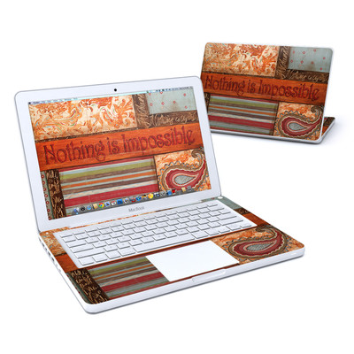 MacBook 13in Skin - Be Inspired