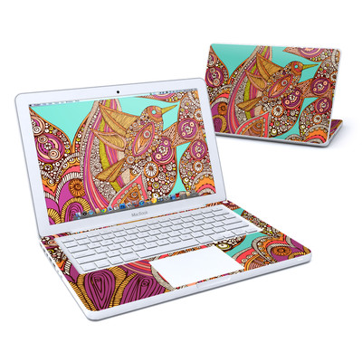 MacBook 13in Skin - Bird In Paradise