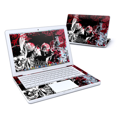 MacBook 13in Skin - Blast