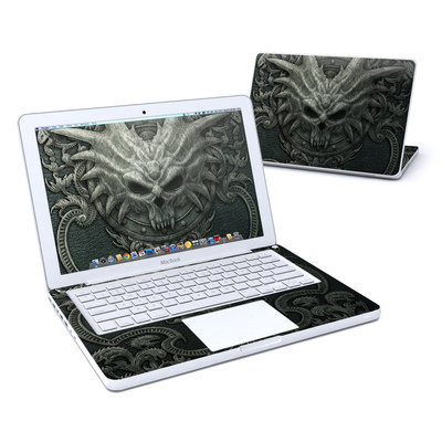 MacBook 13in Skin - Black Book