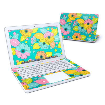 MacBook 13in Skin - Blossoms