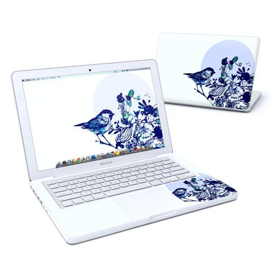 MacBook 13in Skin - Bluebird