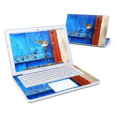 MacBook 13in Skin - Blue Door