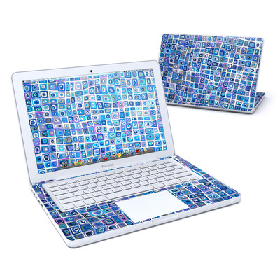 MacBook 13in Skin - Blue Monday