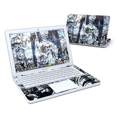 MacBook 13in Skin - Black Mass