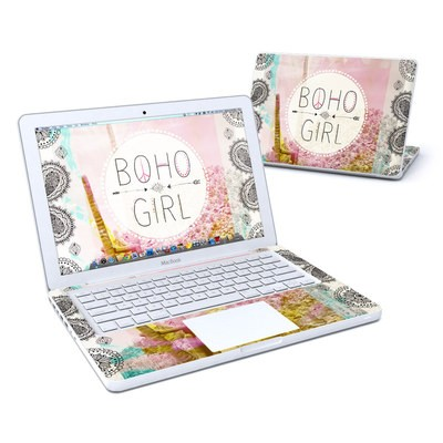 MacBook 13in Skin - Boho Girl
