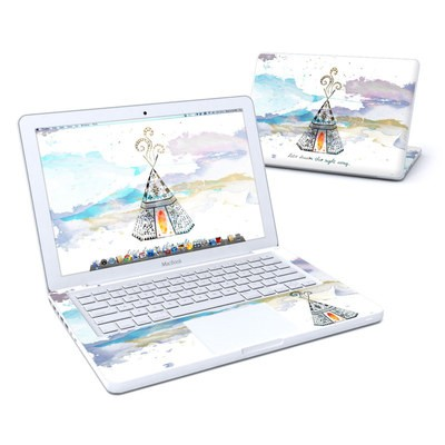 MacBook 13in Skin - Boho Teepee