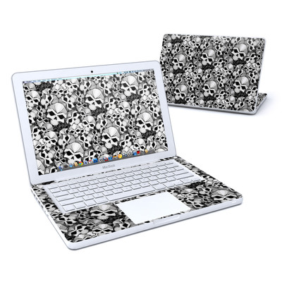 MacBook 13in Skin - Bones