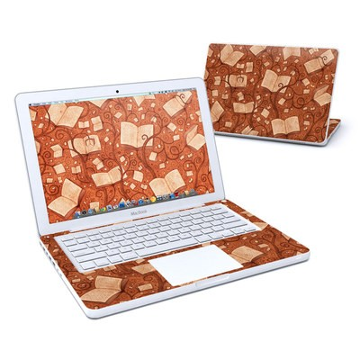 MacBook 13in Skin - Books