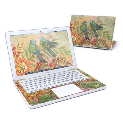 MacBook 13in Skin - Splendid Botanical