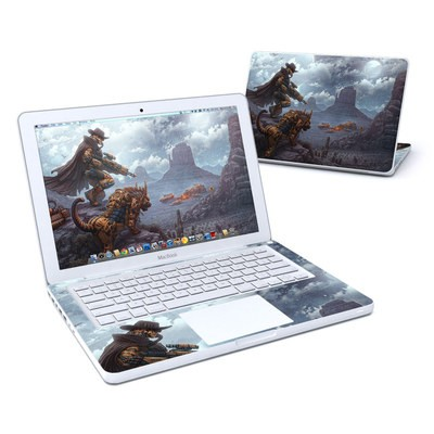 MacBook 13in Skin - Bounty Hunter