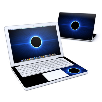 MacBook 13in Skin - Blue Star Eclipse