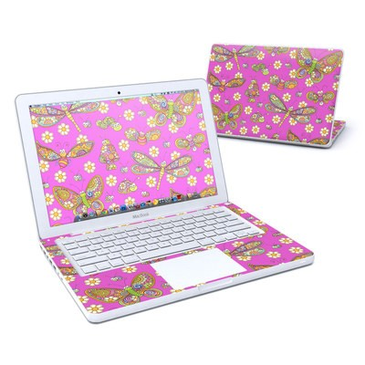 MacBook 13in Skin - Buggy Sunbrights