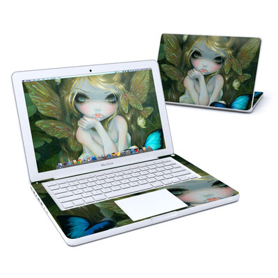 MacBook 13in Skin - Butterfly Lily
