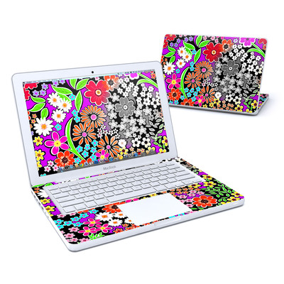 MacBook 13in Skin - A Burst of Color