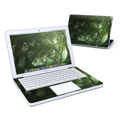 MacBook 13in Skin - Canopy Creek Spring