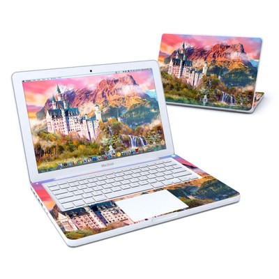MacBook 13in Skin - Castle Majesty