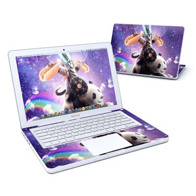 MacBook 13in Skin - Cat Commander