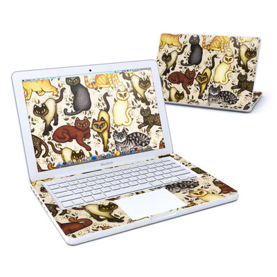 MacBook 13in Skin - Cats