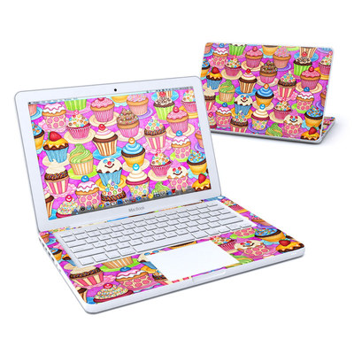 MacBook 13in Skin - Cupcake