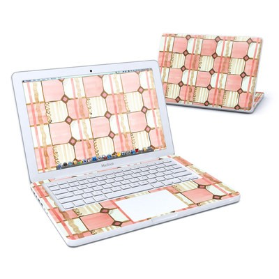 MacBook 13in Skin - Chic Check
