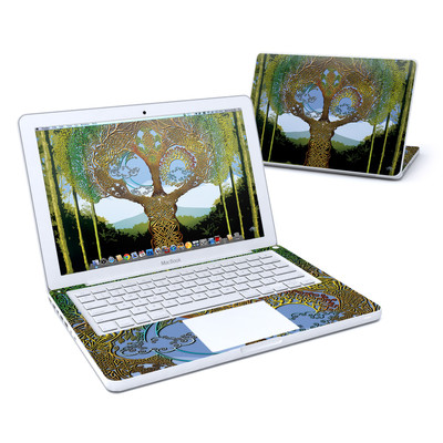MacBook 13in Skin - Celtic Tree
