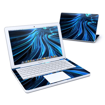 MacBook 13in Skin - Cerulean