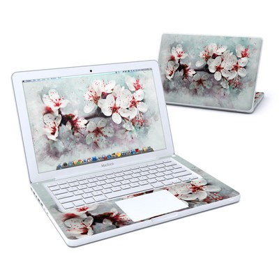 MacBook 13in Skin - Cherry Blossoms