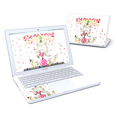 MacBook 13in Skin - Christmas Circus