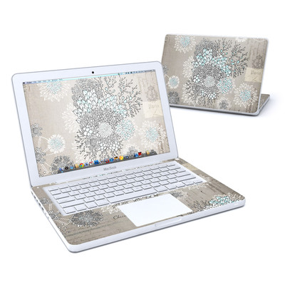 MacBook 13in Skin - Christmas In Paris