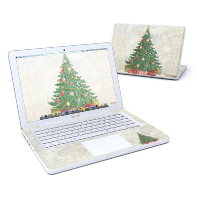 MacBook 13in Skin - Christmas Wonderland